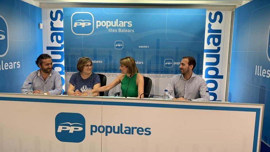 Mercedes Celeste será la nueva portavoz del PP en Cort