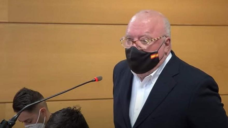 El primer juicio contra Villarejo empezará el 13 de diciembre