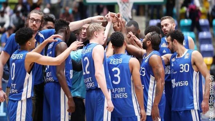 Frankfurter Basketballer schwören sich auf Mallorca auf Endspurt ein