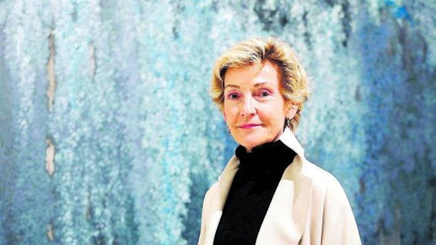 La artista Soledad Sevilla obtiene el Premio Velázquez