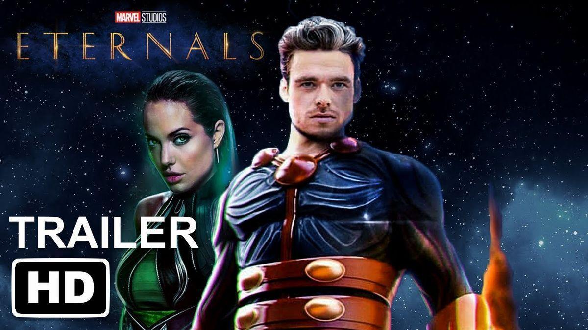 """Tràiler de """"The Eternals"""""""
