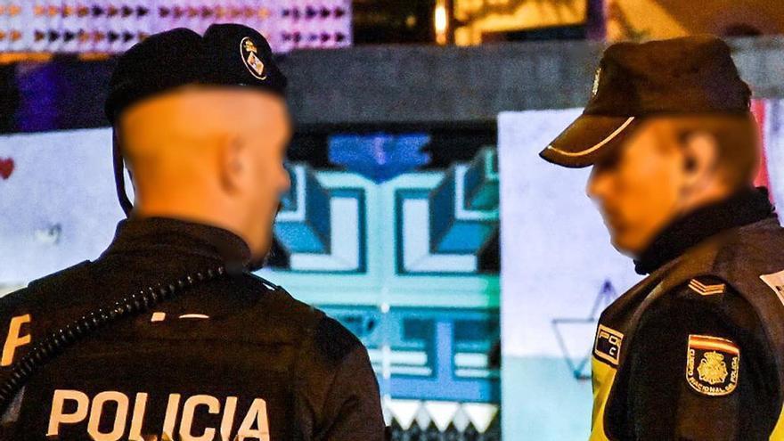 Detenido en Palma por besar a una chica a la fuerza