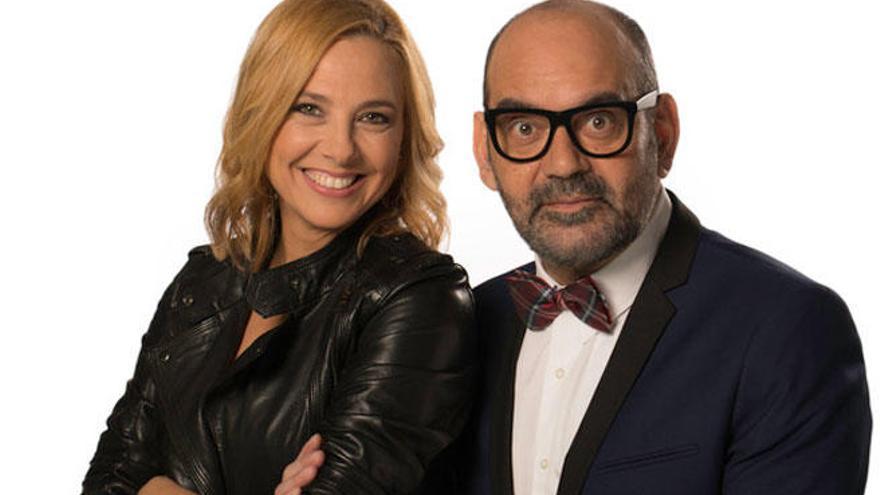 Victòria Maldi y José Corbacho presentarán la primera coproducción de IB3 y TV3