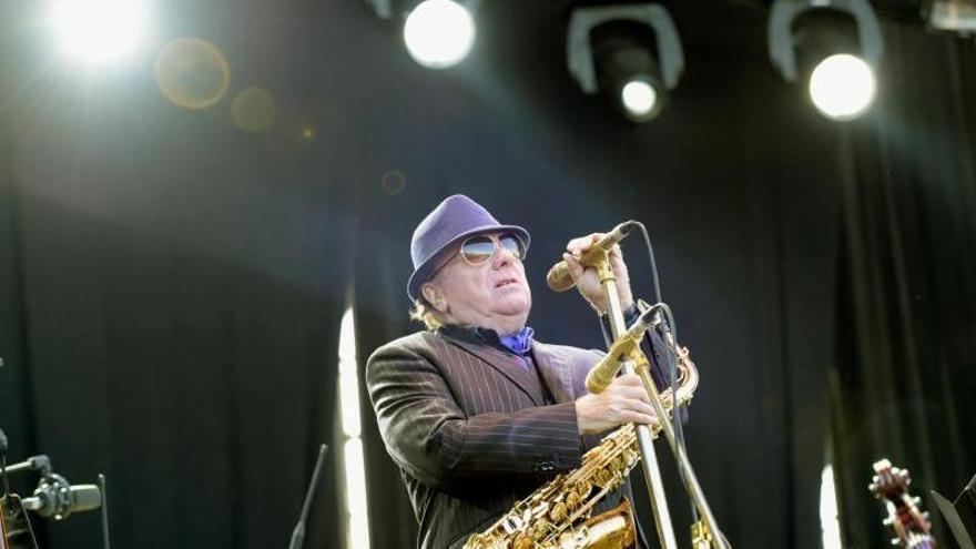 Las entradas para el concierto de Van Morrison en A Coruña, a la venta el día 21 de octubre