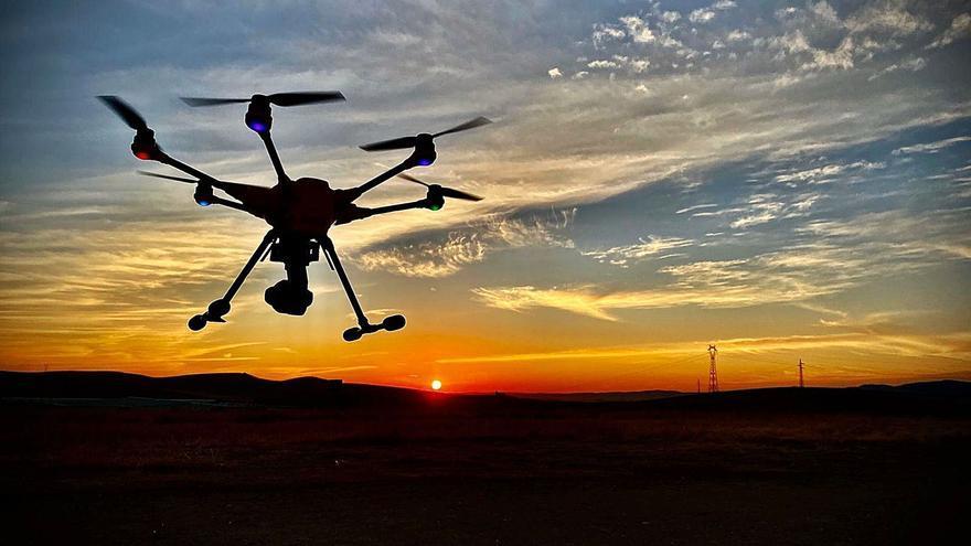 El universo de los drones