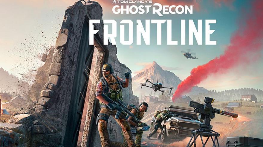 Ubisoft presenta 'Ghost Recon Frontline': ambicioso, gratuito y multiplataforma
