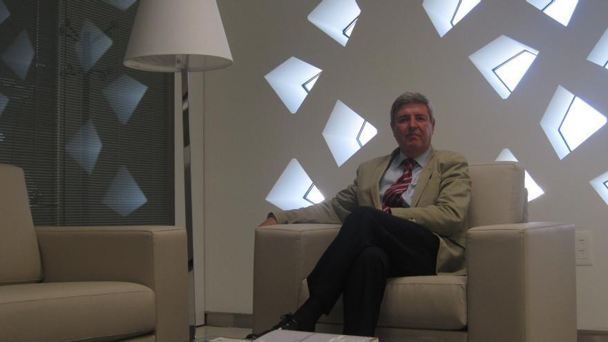 """El fiscal jefe defiende que la ampliación de juzgados tenga """"reflejo"""" en la Fiscalía con más plazas"""