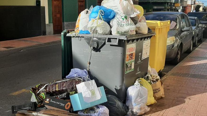 Santana Cazorla anuncia que retomará la recogida de basura este fin de semana