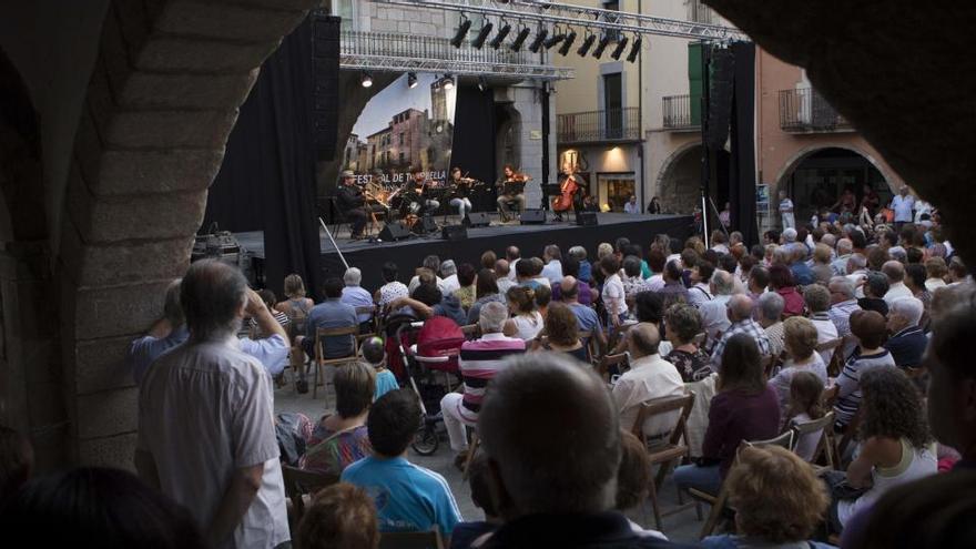 RTVE Catalunya celebra el 40è aniversari del Festival de Torroella de Montgrí