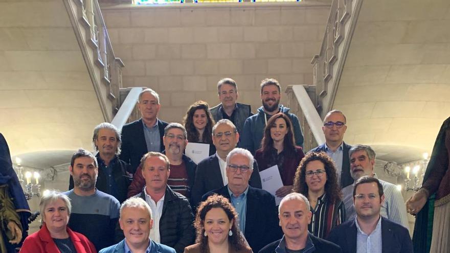 El Consell aporta 3 millones a los municipios de la Serra para mejorar los servicios