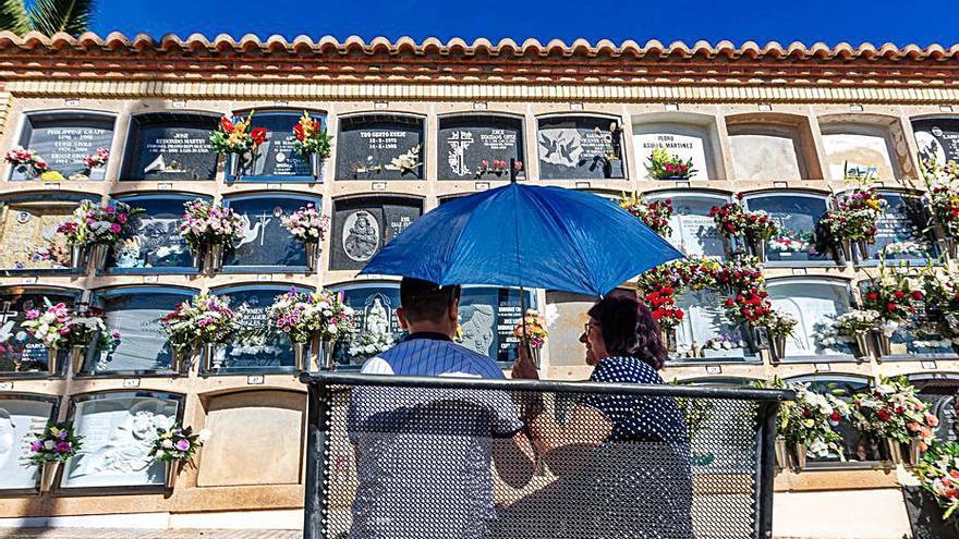 Benidorm ampliará la superficie del cementerio San Jaime para duplicar su capacidad actual