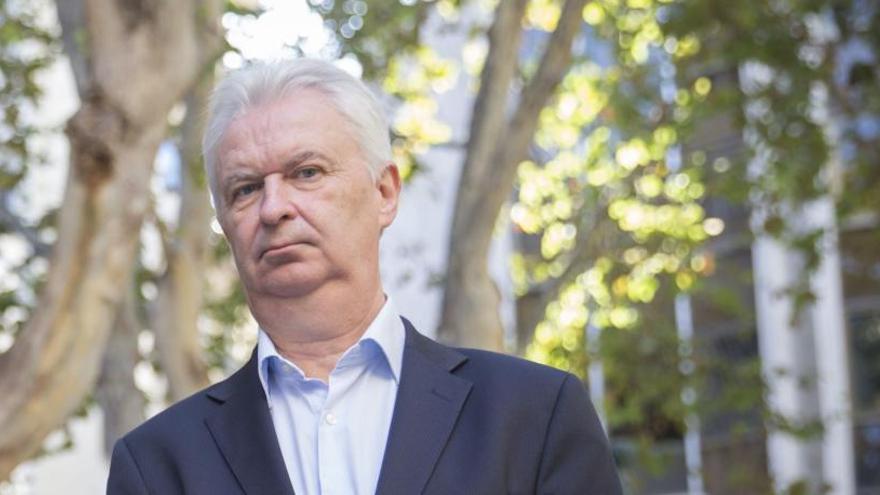 José Luis Pardo releva a Manuel Giner al  frente de hospitales Nisa y suprime su consejo