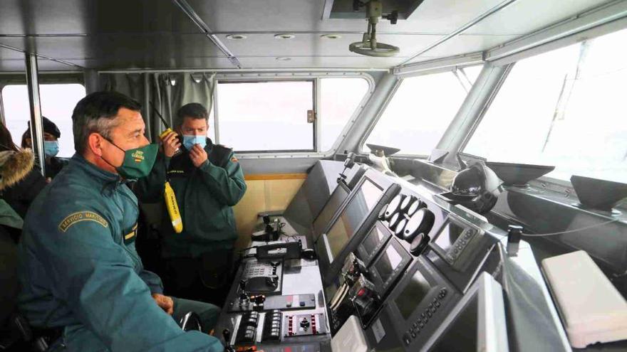 La Guàrdia Civil alerta del perill de pilotar embarcacions sense experiència