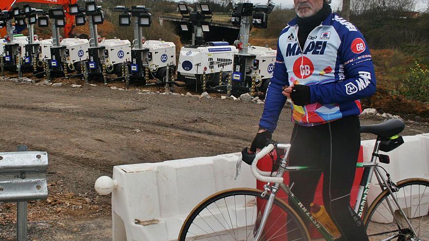 """Un """"paraíso"""" para los ciclistas, pero por tiempo limitado"""