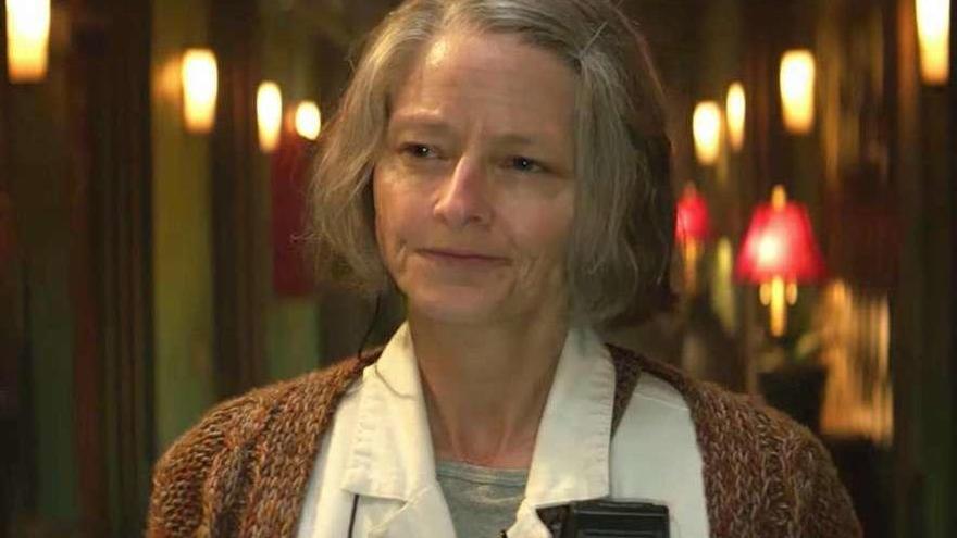 """Foster: """"Tal vez seré la única actriz sin retoques a los 80 años"""""""