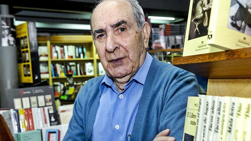Muere Antonio Rivero Súarez,  toda una vida dedicada al libro