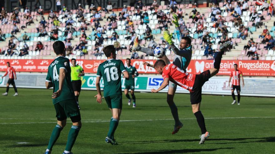 GALERÍA | El Zamora - Burgos, en imágenes