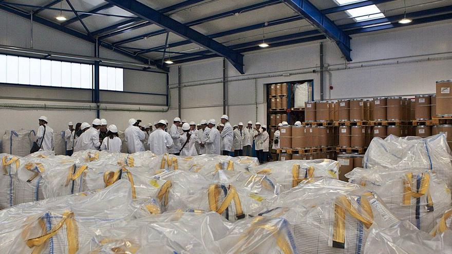 Bayer logra el permiso para fabricar en Langreo el principio activo de otro fármaco