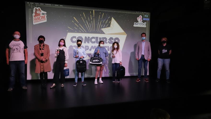 Fancine acoge el primer concurso Stop Motion organizado con Maristas Málaga