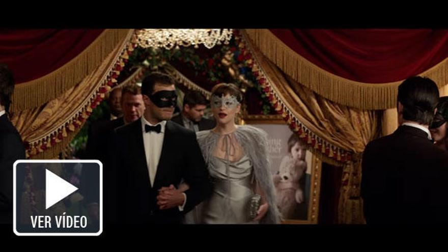 Nuevo trailer de '50 sombras más oscuras'