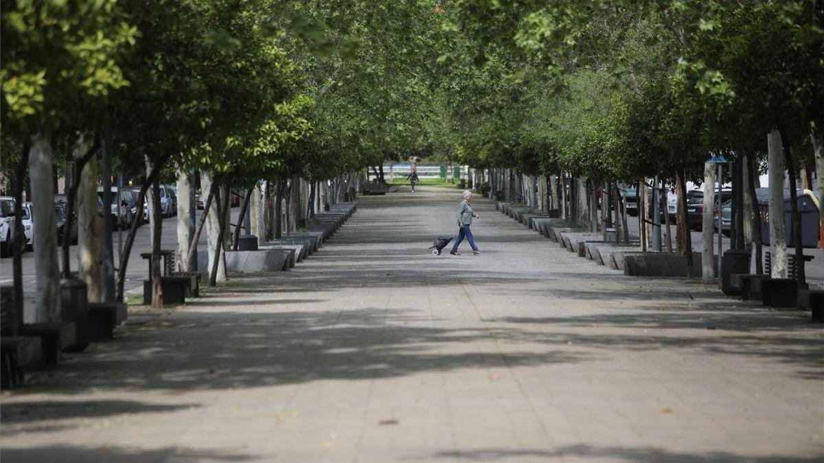 Avenida Gran Vía Parque.
