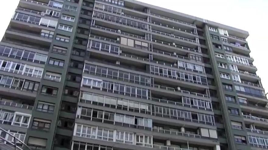 El edificio de los 33 positivos,6 fallecidos y 2 hospitalizados por covid