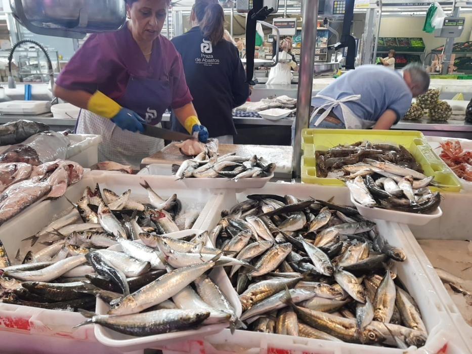 La sardina de San Juan.