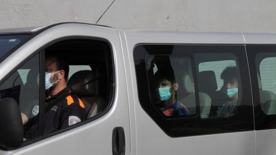 La Audiencia Nacional da cinco días a Interior para que le remita el expediente sobre la devolución de menores