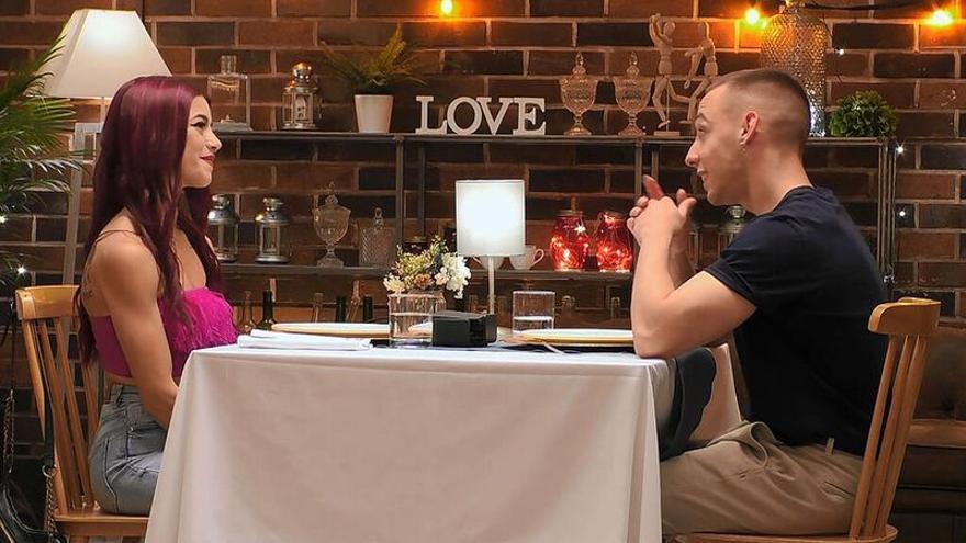 La sorprenent opinió de la parella de la gironina Andrea a 'First Dates'