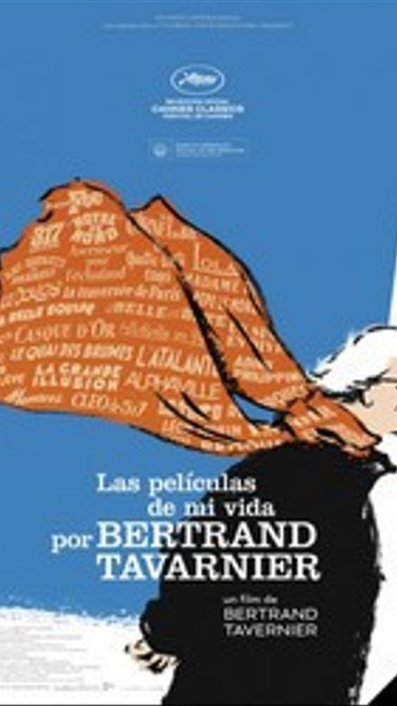 Las películas de mi vida, por Bertrand Tavernier