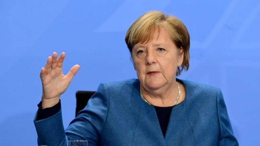 Alemania decreta el cierre de bares y restaurantes de todo el país durante un mes