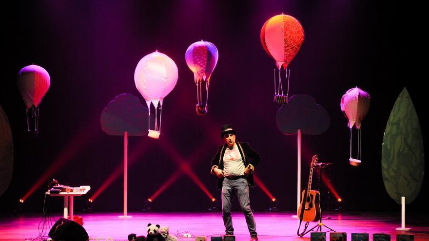 Magia, danza, comedia y mucho ocio infantil para este fin de semana en Vigo