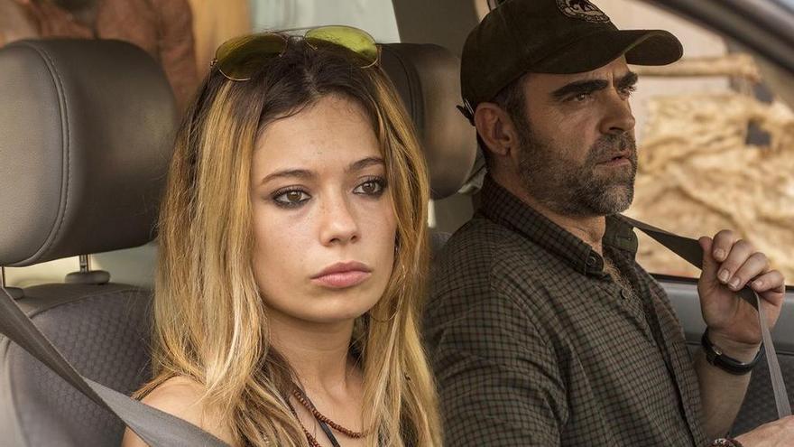 La película española 'Adú' la más vista en lo que va del año