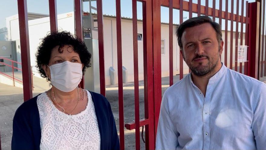 El PP exige la reforma inmediata del colegio La Paz de Torrellano
