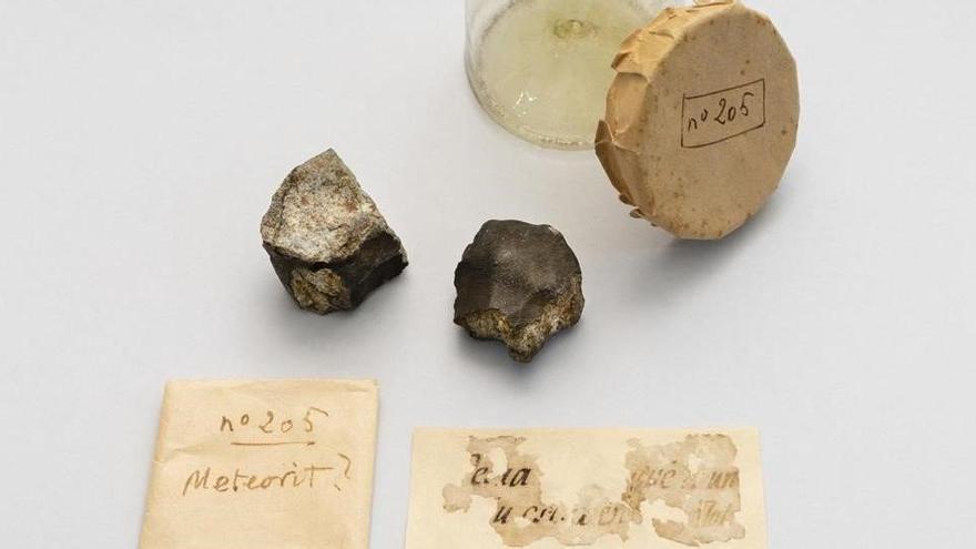 Localitzats dos fragments del meteorit que va caure a Barcelona el 1704