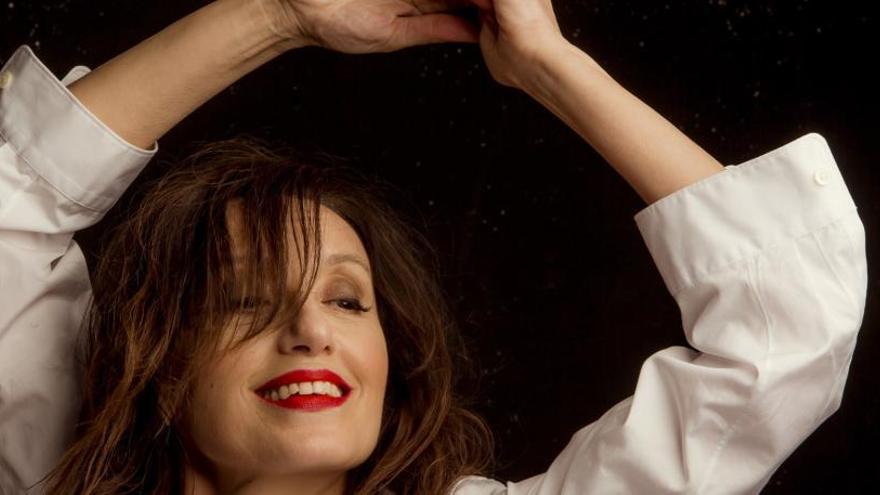 """Luz Casal: """"En la música, las canciones  están por encima de todo"""""""