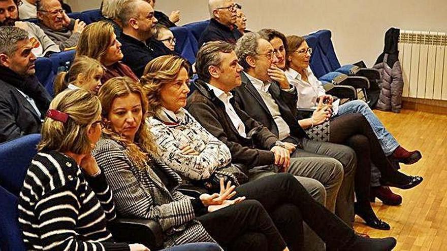 Charlas de Josep Pons y Roberto Tojeiro