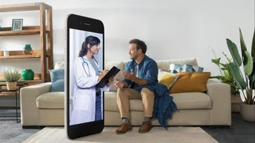 Atención médica 'online' 24 horas/7 días: el modelo sanitario del futuro ya está aquí