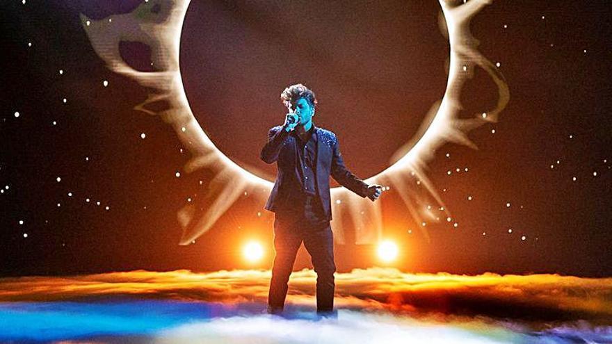 TVE defiende su sistema de elección del tema y el artista para Eurovisión