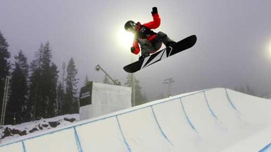 Conoce las diferentes modalidades de snowboard