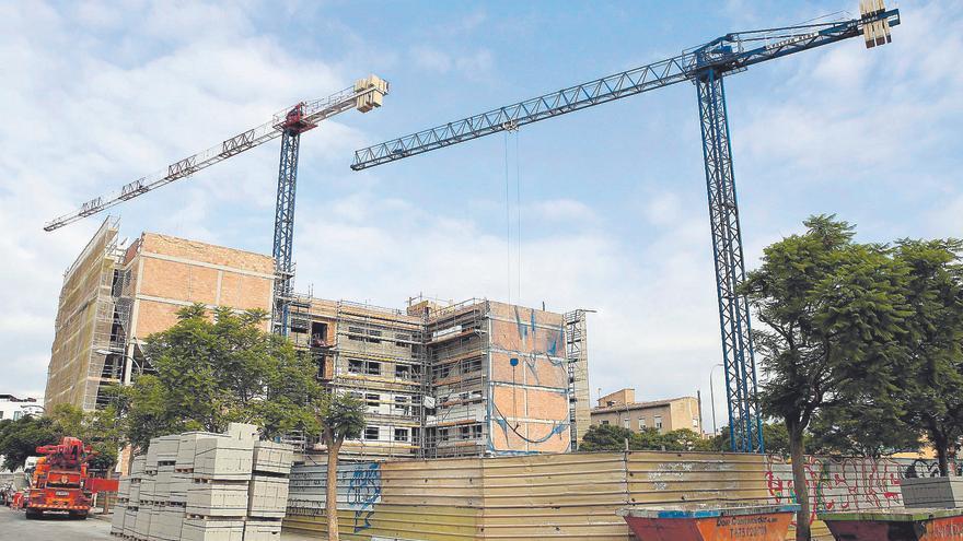 Los arquitectos alertan sobre  la escasez de vivienda nueva