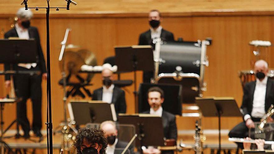 La OSPA engancha nuevos públicos con un repertorio popular