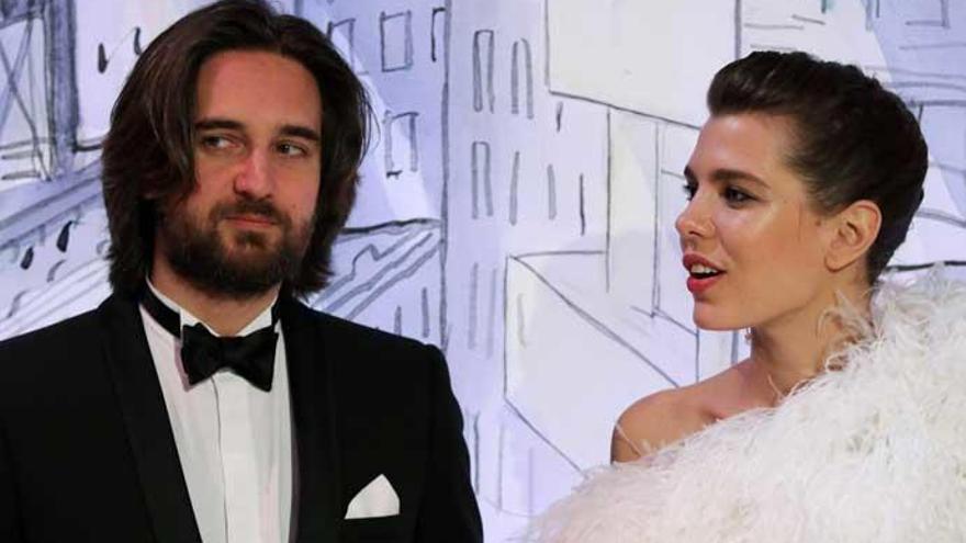 Carlota Casiraghi y Dimitri Rassam ya tienen nombre para su bebé