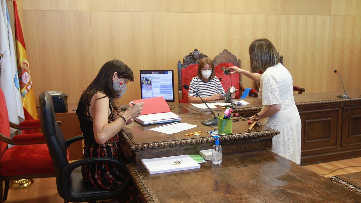 El juicio se celebra el 8 de junio en el Penal 1 de Ourense. // IÑAKI OSORIO