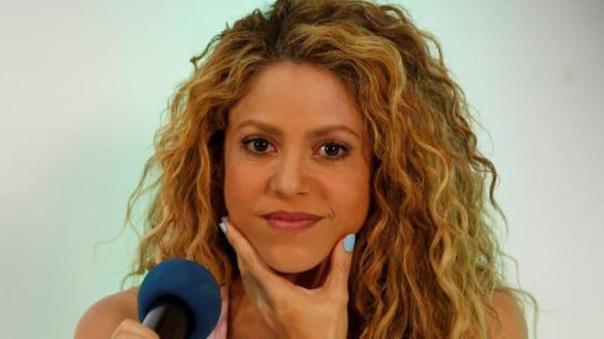 Shakira assegura que no deu «res» a l'estat espanyol