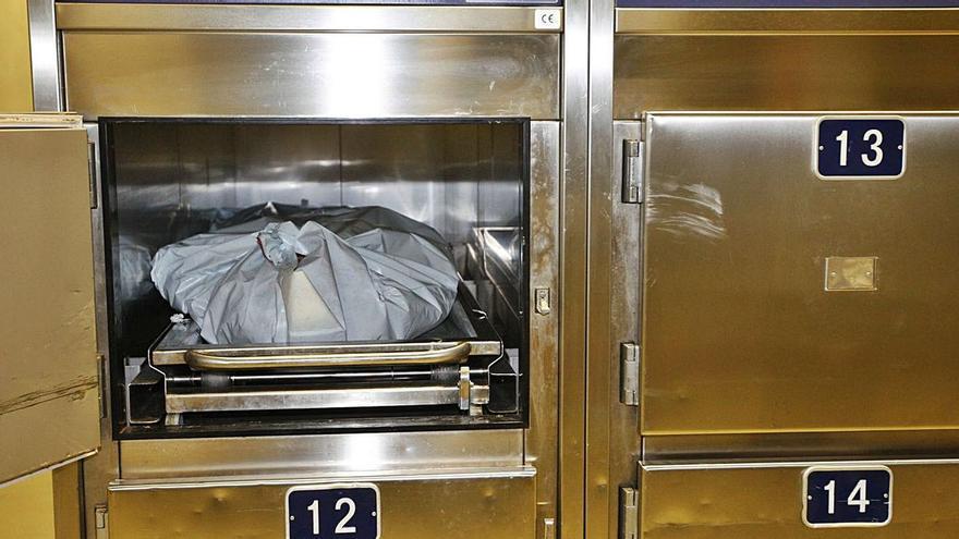 Identificado tras pasar 13 años en un congelador de la morgue en Valencia