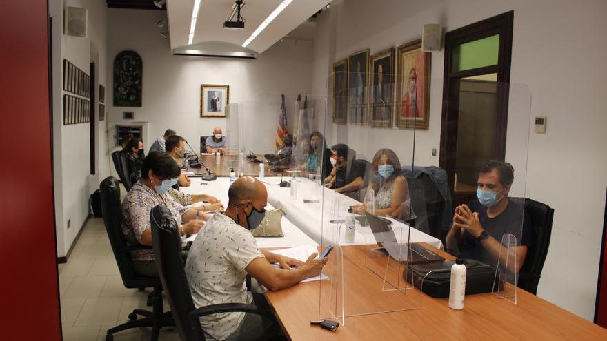 La oposición de Binissalem inicia las negociaciones para presentar una moción de censura