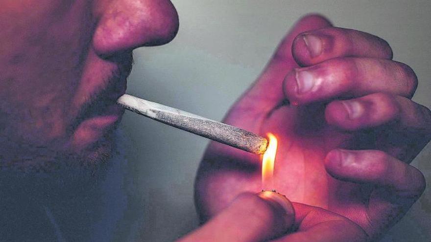 Uno de cada cinco baleares ha consumido cannabis en el último año
