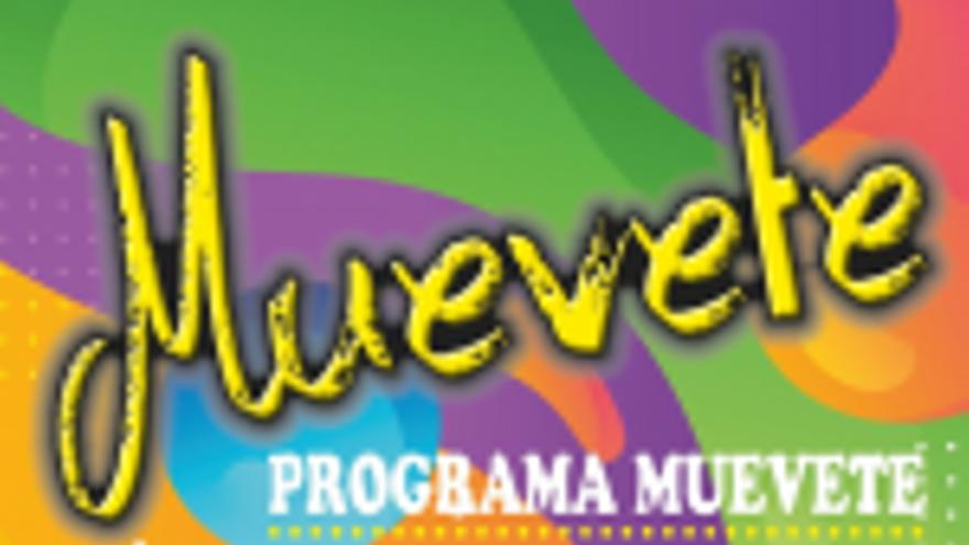 Programa Muévete - Gymkana de agua