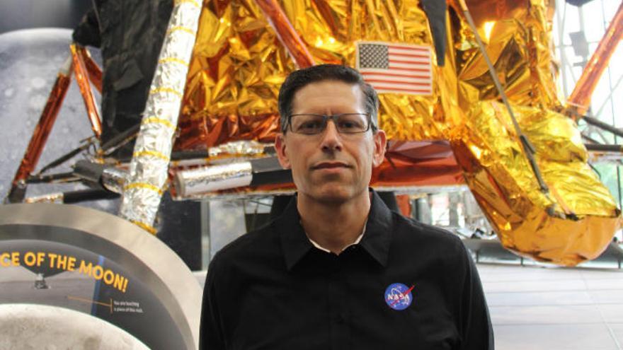 """Alejandro Rivera: """"La minería es uno de los argumentos para una base lunar"""""""